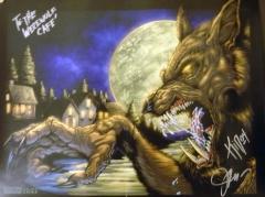 Howling Comic