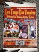 Les Temps Des Vampires 2004