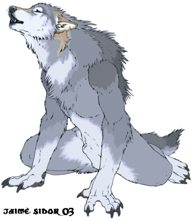 male werewolves