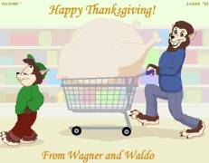 Wagner Thanksgiving