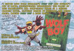 Wolf Boy (front)