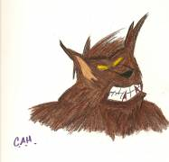 Wolfsongx Wolf Bust